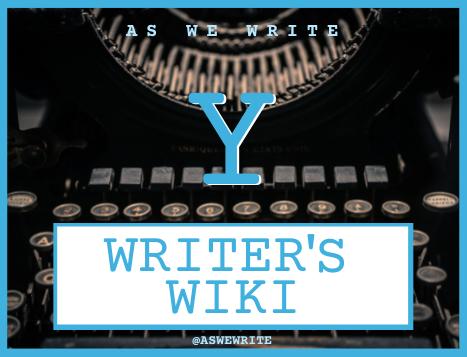 Writer's wiki: Y