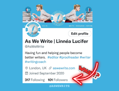 Milestones: 100 twitter followers