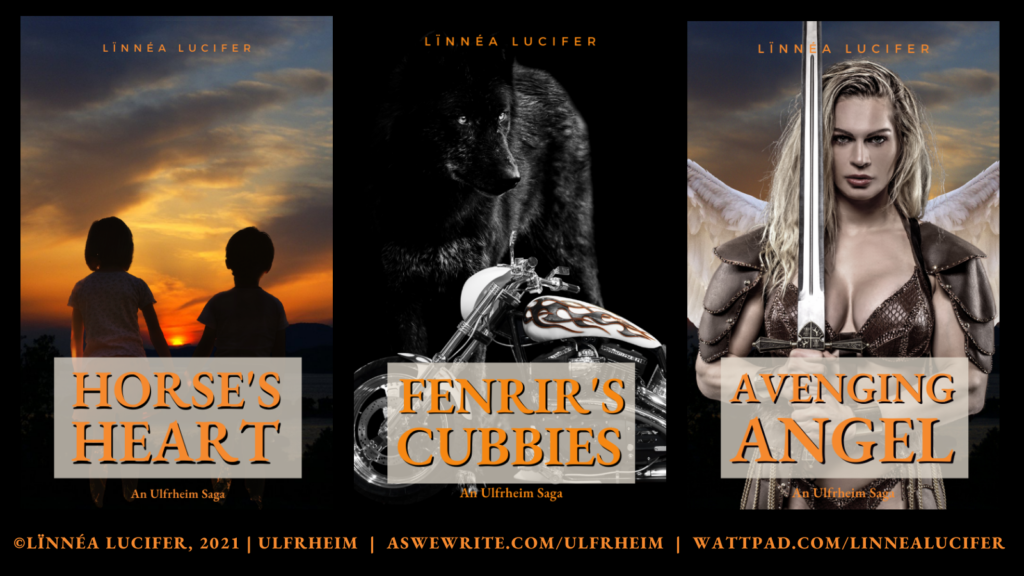 Working covers of Horse's Heart, Fenrir's Cubbies and Avenging Angel